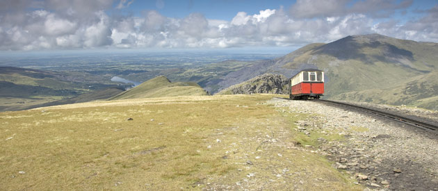 Ten Great Little Railways Of Snowdonia