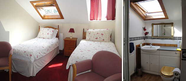 Riverside Bed and Breakfast Cardiff